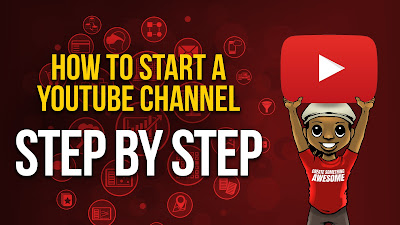 Full Guide On How To Start YouTube Channel: Complete Setup YouTube Tutorial [Step by Step] In Nigeria