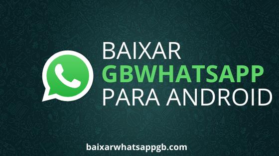 baixar gb whatsapp para android