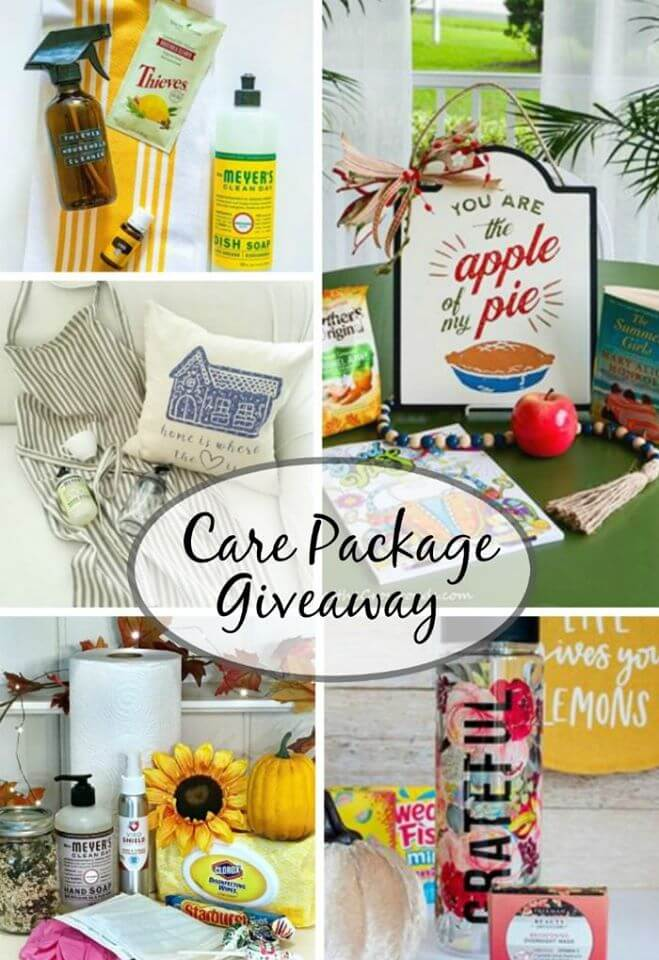 thrifty style team giveaways