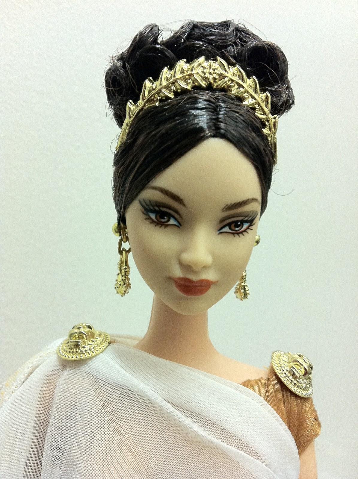 Barbie De Boxed Princess Of Ancient Greece
