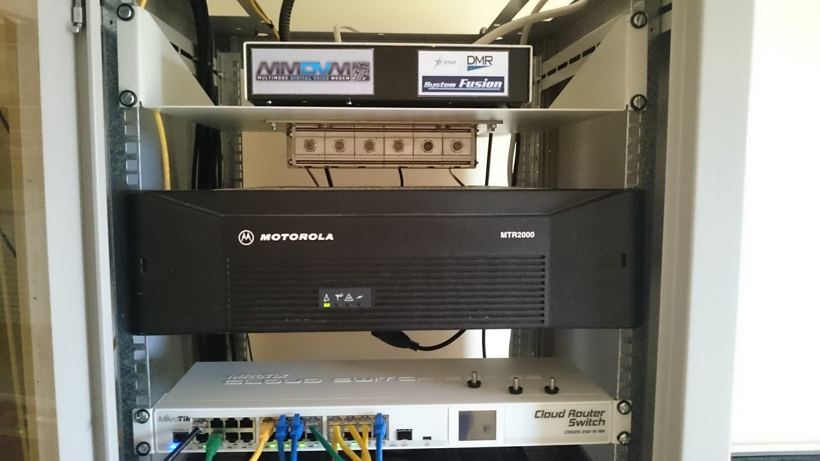 Southern Ireland Repeater Group: Digital Repeaters