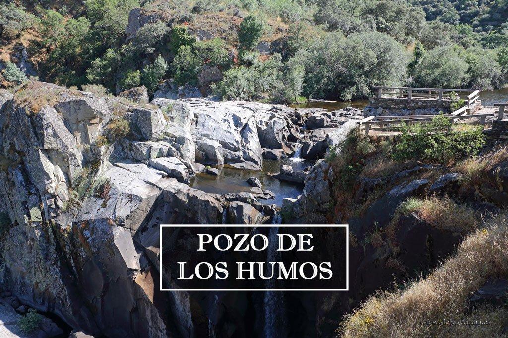 El Pozo de los Humos, la joya de las Arribes del Duero
