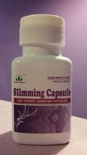 Obat herbal penurun berat badan