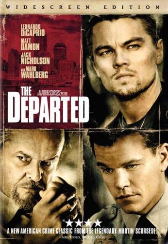 The Departed 2006 720p Blu-Ray Dual Audio Hindi-English