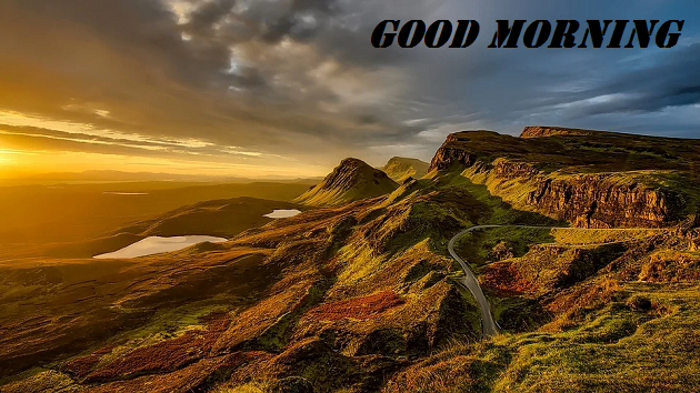 good morning nature images scenery