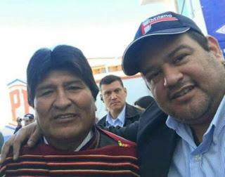 Assessor de Evo Morales é preso com 100 quilos de cocaína em São Paulo