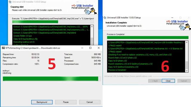 شرح أسطوانة الإنقاذ Comodo Rescue Disk إزالة فيروسات لا تقبل الحذف وحذف البرمجيات الضارة والخبيثة