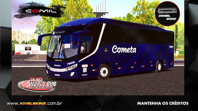 COMIL 1200 4X2 - VIAÇÃO COMETA