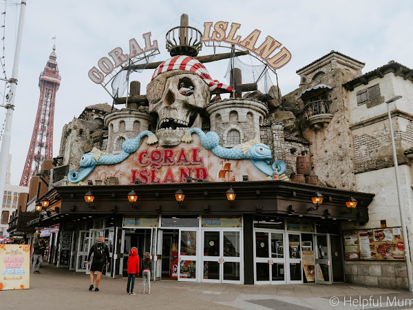 Coral Island Blackpool #ad