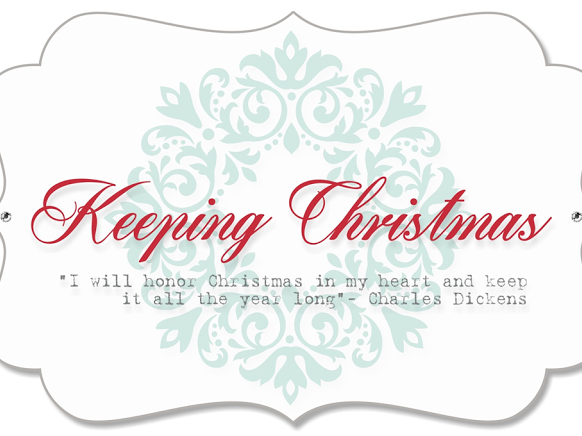 Keeping Christmas Designer Blog Hop