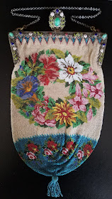 Restoring /& Collecting Antique Beaded Purses