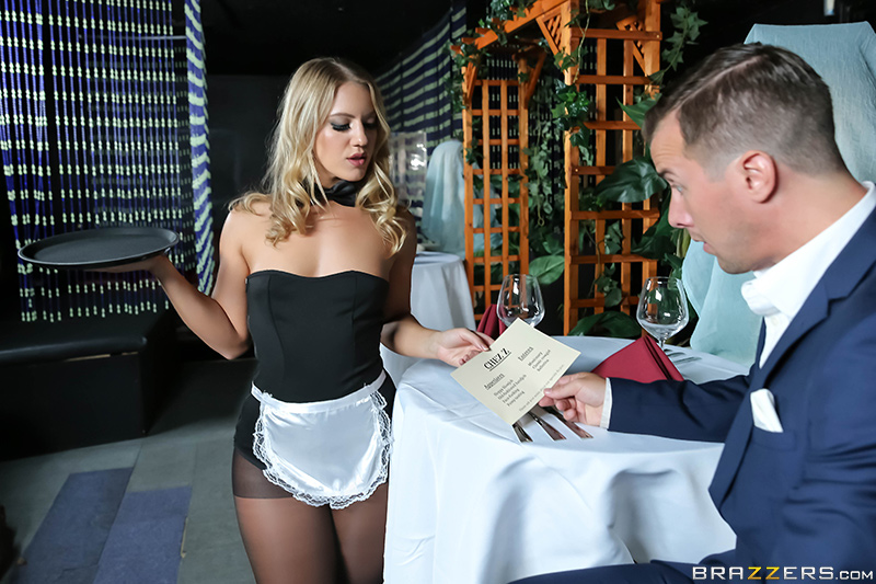 UNCENSORED [brazzers]2017-09-29 Giving Her A Big Tip, AV uncensored