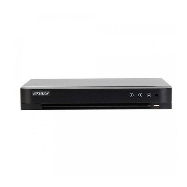 Đầu ghi hình Hybrid TVI-IP 8 kênh TURBO 4.0 HIKVISION DS-7208HUHI-K1/UHK chính hãng tại Bến Tre