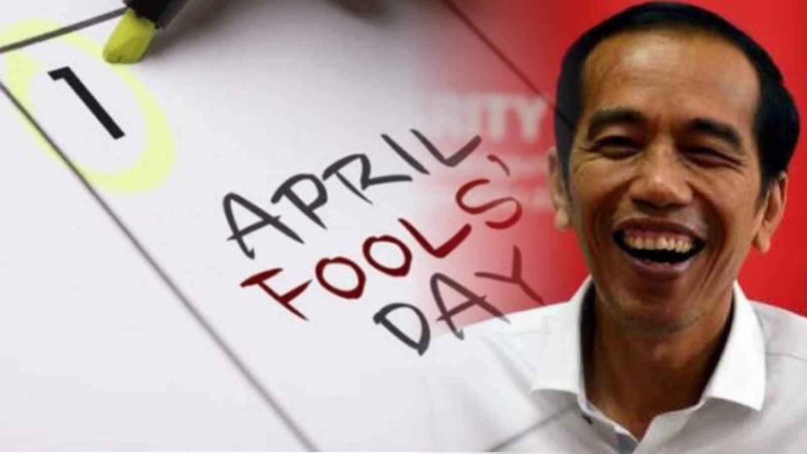 Semoga Insentif Listrik Dari Presiden Jokowi Bukan April Mop