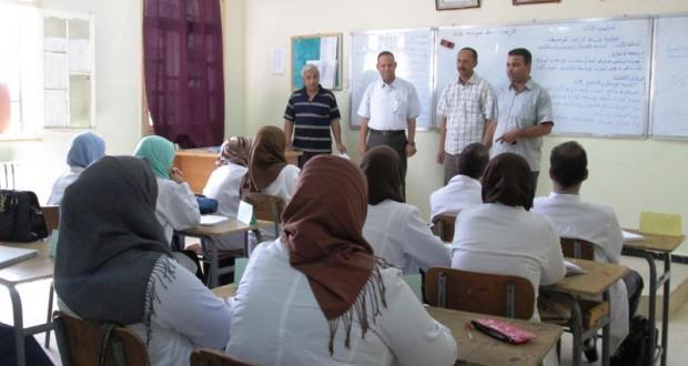 إرشادات مهنية للأساتذة الجدد في قطاع التربية بالجزائر
