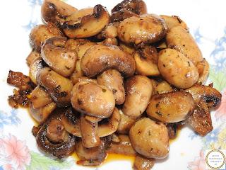 Ciuperci prajite reteta,