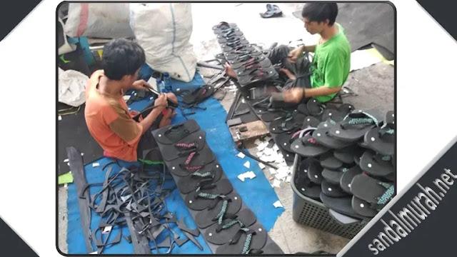 team pabrik sandal