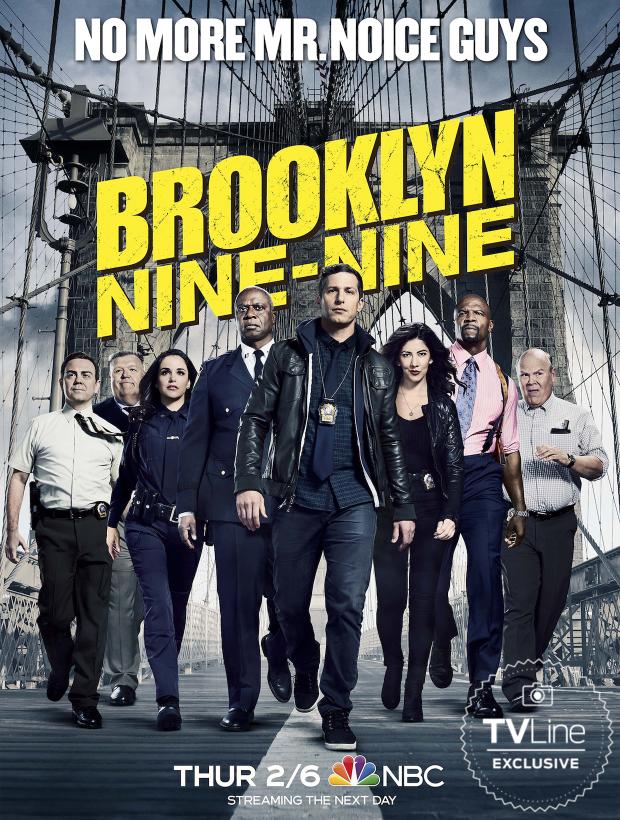 Brooklyn Nine-Nine Temporada 7 Ingles Subtitulado 720p