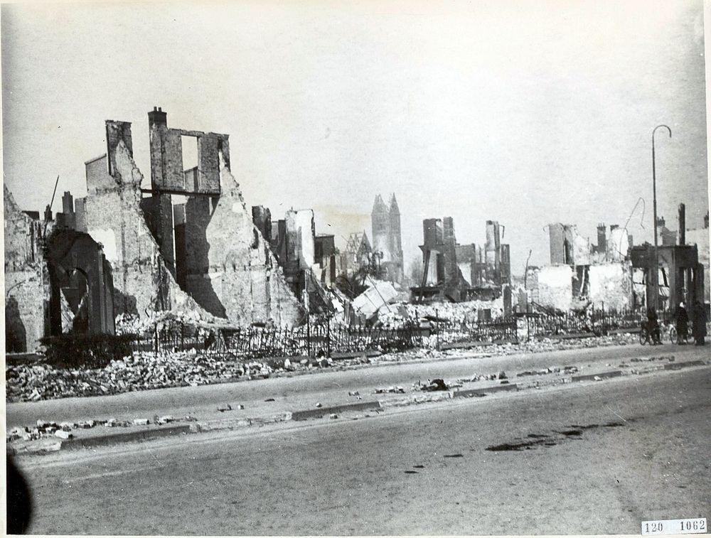 Bombing of Bezuidenhout