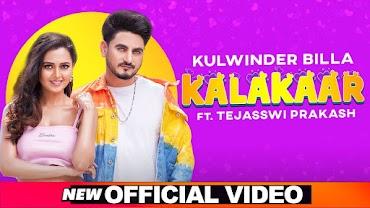 कलाकार Kalakaar Lyrics in Hindi - Kulwinder Billa