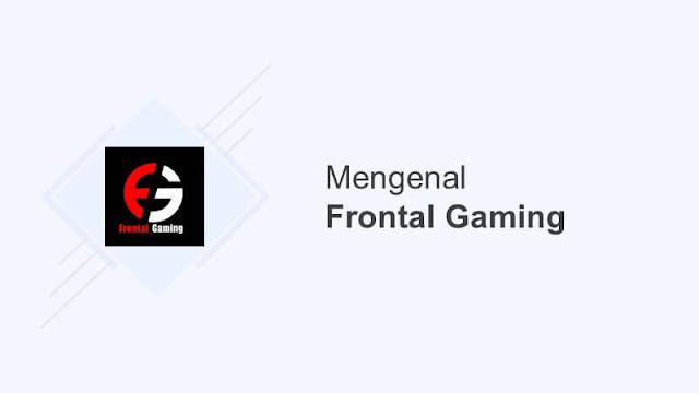 nama asli frontal gaming