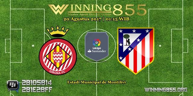 Prediksi Skor Girona vs Atletico Madrid