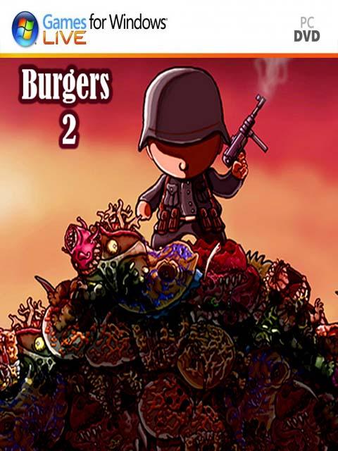 تحميل لعبة Burgers 2 برابط مباشر + تورنت
