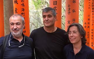 Rafael Aranda, Carme Pigem y Ramon Vilalta