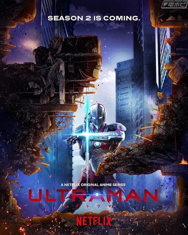 Anime Ultraman Akan Lanjut Keseason Dua