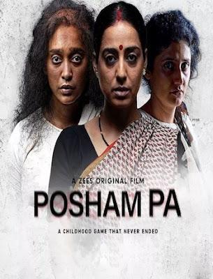 Posham Pa 2019 Hindi 480p WEB-DL 220MB ESubs