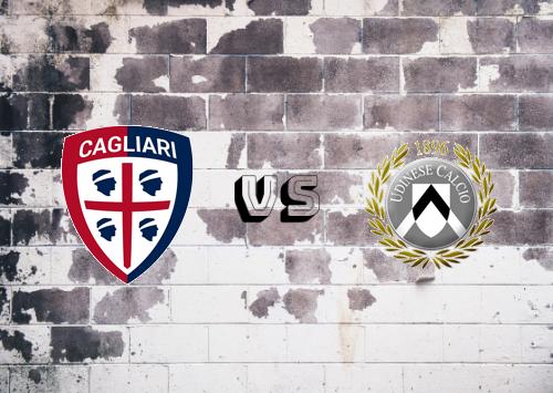 Cagliari vs Udinese  Resumen
