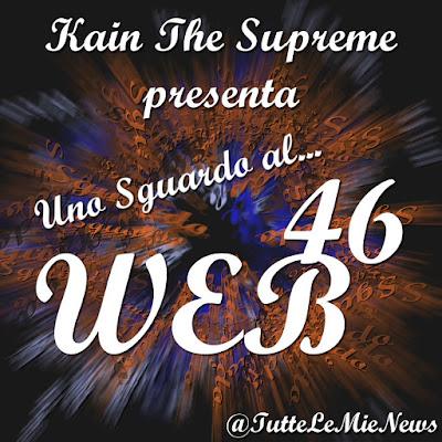 Uno sguardo al #web N° 46