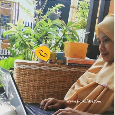 kiat agar produktif menulis di blog