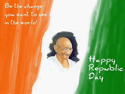 Republic Day Wallpapers with Wishes