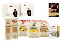 Logo Granoro ''Pasta e vinci Marco Bianchi'' : forniture, ricettari e Eataly