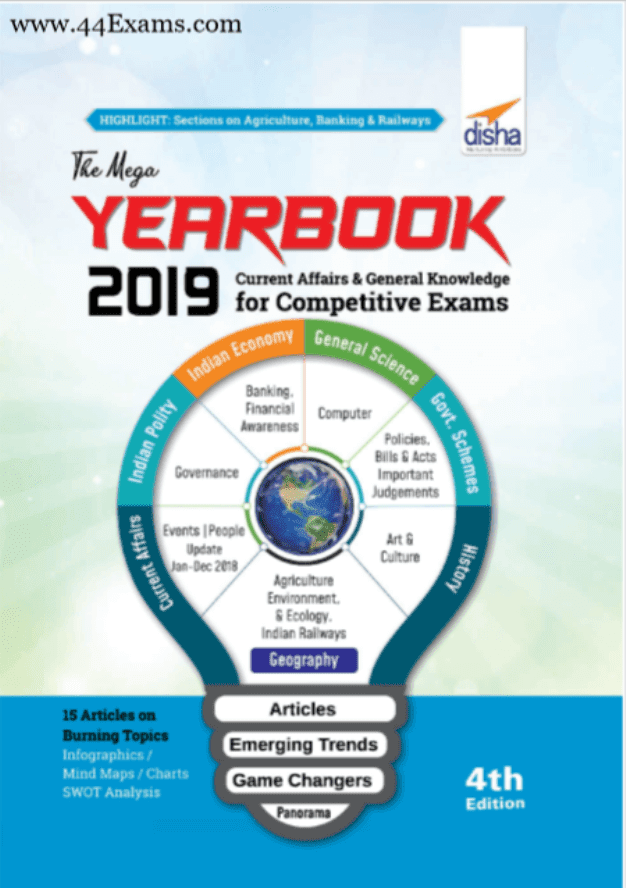 The-Mega-Yearbook-2019-Current-Affairs-and-General-Knowledge-For-All-Competitive-Exam-PDF-Book