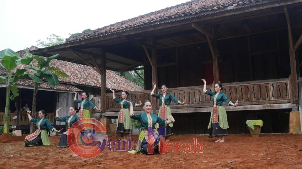 Tari Tibak Asal Lampura Wakili Lampung Dalam Ajang Pekan Kebudayaan Nasioanl