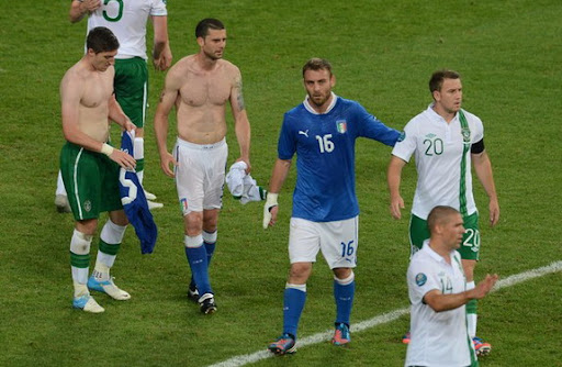 A Chinese student died after watching Italy beat Republic of Ireland at Euro 2012