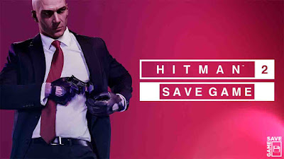 hitman 2 save game 100