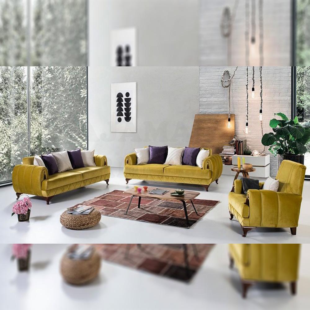 Harga Sofa Tamu Minimalis Jepara Terbaru Luxury Furniture Indonesia RM-0003