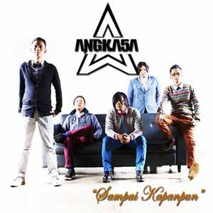Download MP3 ANGKASA - Sampai Kapanpun