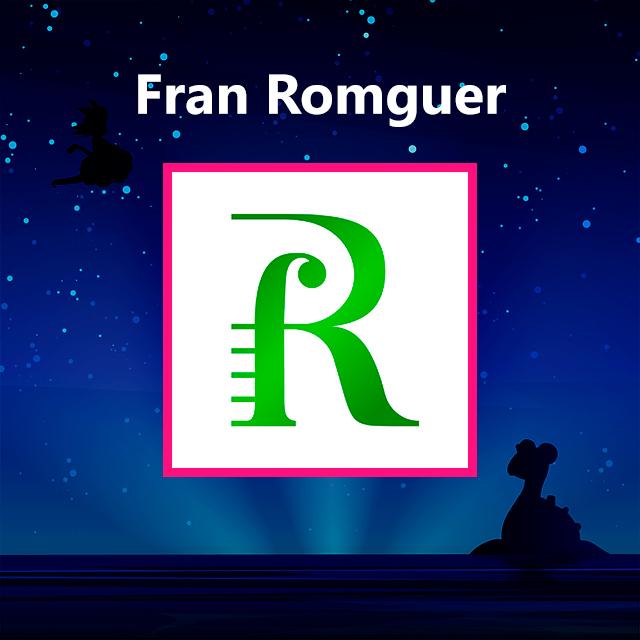 Imagen con el logotipo de Fran Romguer
