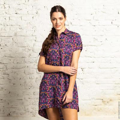 Moda ropa de mujer primavera verano 2020: Vestidos, tops, blusas, remeras, shorts y pantalones primavera verano 2020. │Moda primavera verano 2020 ropa de mujer.