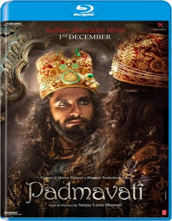 Padmaavat (2018) Hindi ORG 480p BluRay