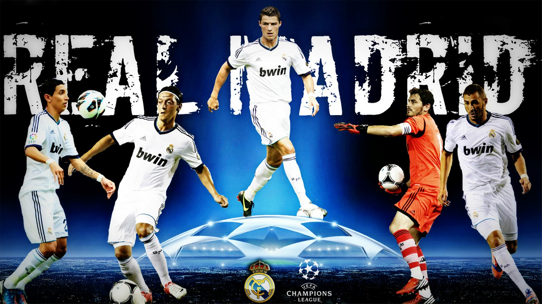Koleksi Foto Real Madrid DP BBM