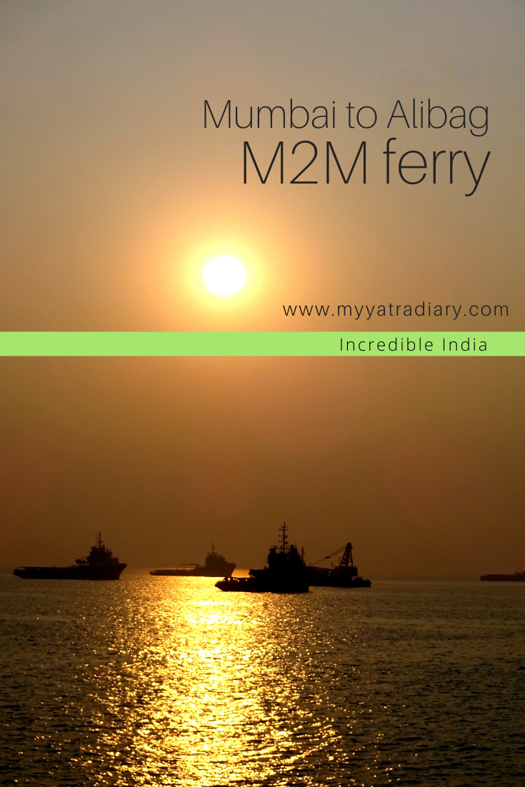 M2M Mumbai to Alibag details and experience