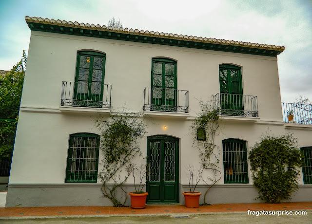 Museu Casa de García Lorca, Granada, Espanha