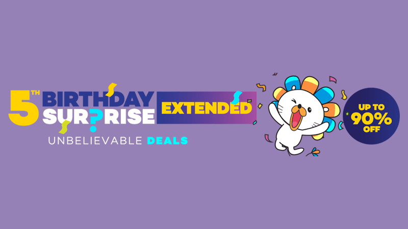 Report: Lazada 5th Birthday Sale Extended Until March 26!