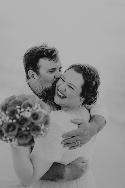 Fort Myers Beach Intimate Wedding Photography
