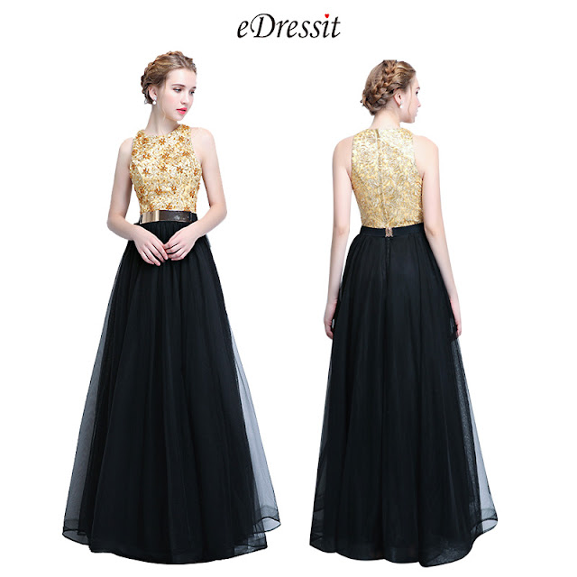 26a12cafc4740 Sexy Sleeves Beaded Bodice Party Prom Dress